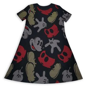 Disney Mickey Mouse Parts Dress for Women