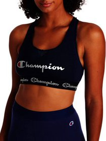 Champion Women's The Authentic Graphic Sports Bra