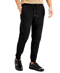 INC Men's Regular-Fit Jogger Pants, Created for Ma