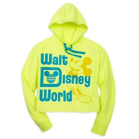 Disney Mickey Mouse Pullover Hoodie for Women – Wa