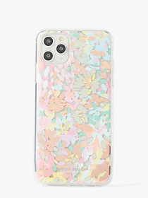 Kate Spade painted petals iphone 11 pro max case
