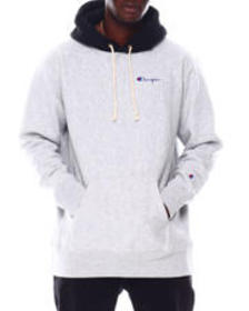 Champion colorblock pullover hood