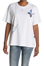 G-STAR RAW Butterfly Graphic Tee