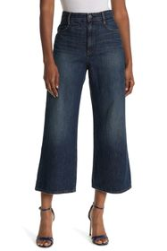 G-STAR RAW High Rise Wide Leg Jeans