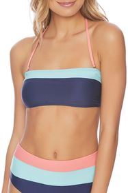 Splendid In The Groove Molded Cup Bandeau Bikini T