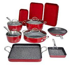 Curtis Stone 14-piece DuraPan Nonstick All-Purpose