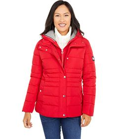 Tommy Hilfiger Short Hooded Puffer Jacket