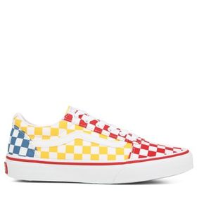 Vans Kids' Ward Sneaker Pre/Grade School Shoe