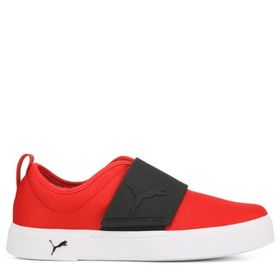 Puma Kids' El Rey Slip On Sneaker Preschool Shoe