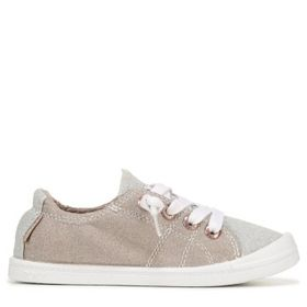 roxy Kids' Bayshore Memory Foam Slip On Sneaker Pr