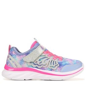 Skechers Kids' Quick Kicks Magical Princess Sneake
