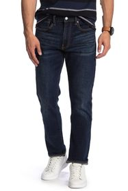 "Lucky Brand 121 Slim Straight Jeans - 30-34"" Insea"