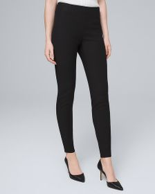 Petite Comfort Stretch Skinny Ankle Pants
