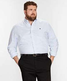 Brooks Brothers Non-Iron Big & Tall Oxford Stripe