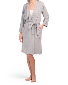 Nvious Baby French Terry Robe Length