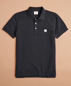 Brooks Brothers Limited-Edition Red Fleece Polo Sh