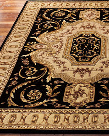 NourCouture Empire Scrolls Runner 2'3 x 8'