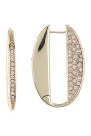 Carolee Diana Gold-Tone Plated Sterling Silver Pav
