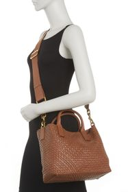 Etienne Aigner Irena Leather Shopper
