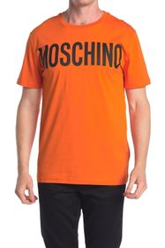 MOSCHINO Crew Neck T-Shirt