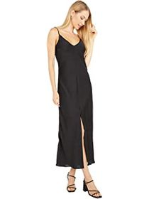 Free People Smoke & Mirrors Maxi Slip Dress