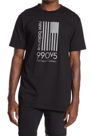New Balance 990 V5 Flag T-Shirt