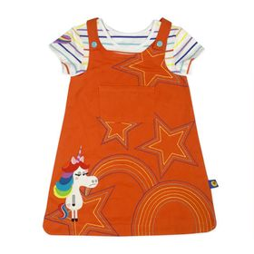 Disney World of Pixar Romper Dress and T-Shirt Set