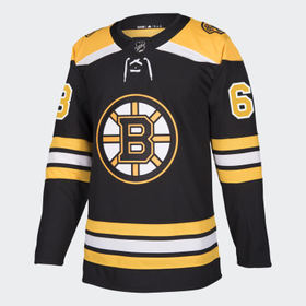 Adidas Men's Hockey Bruins Marchand Home Authentic
