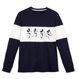 Disney Mickey Mouse Long Sleeve T-Shirt for Adults