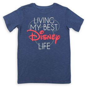 Disney Disney Logo T-Shirt for Kids