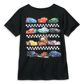 Disney Cars T-Shirt for Kids – Sensory Friendly