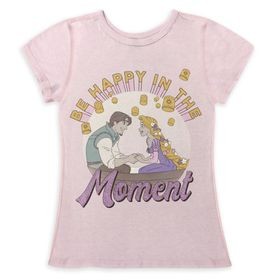 Disney Rapunzel and Flynn T-Shirt for Girls – Tang