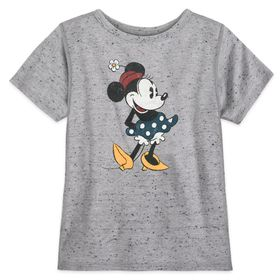 Disney Minnie Mouse Classic T-Shirt for Girls – Gr