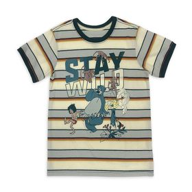 Disney The Jungle Book Striped T-Shirt for Kids