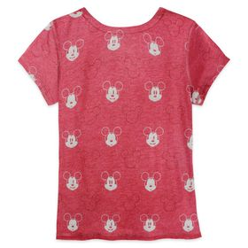 Disney Mickey Mouse Allover T-Shirt for Kids – Sen