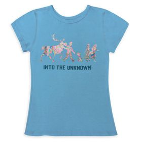 Disney Frozen 2 T-Shirt for Girls – Sensory Friend