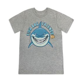 Disney Nemo and Bruce Flip Panel T-Shirt for Kid –