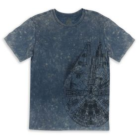 Disney Millennium Falcon T-Shirt for Adults – Star