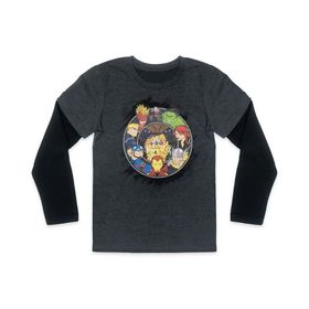 Disney The Avengers Long Sleeve T-Shirt for Kids