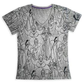 Disney Disney Villains T-Shirt for Women