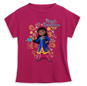 Disney Mira, Royal Detective T-Shirt for Girls – P