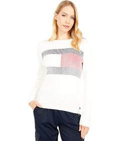 Tommy Hilfiger Flag Ribbed Sweater