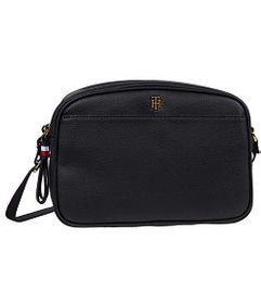 Tommy Hilfiger Cynthia Camera Crossbody Pebble PVC