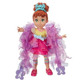 Disney Fancy Nancy Doll with Boa