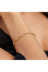 Savvy Cie 18K Yellow Gold Plated Sterling Silver I