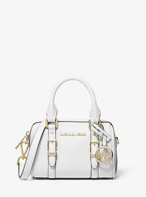 Michael Kors Bedford Legacy Extra-Small Pebbled Le