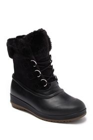 Sperry Pacifica Alpine Faux Fur Collar Boot