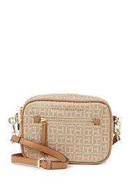 Tommy Hilfiger Macon Square Monogram Crossbody Bag