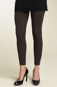HUE Knit Fitted Leggings