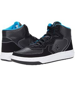 Converse Rival Synthetic Leather & Suede Mid